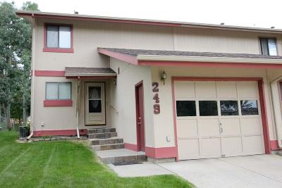 Billings Condo/Townhouse Contingency: 249 Bohl Ave