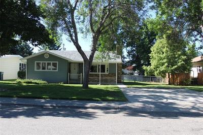 Single Family Home Contingency: 1522 Avenue F