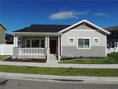 Yellowstone County Single Family Home Contingency: 1634 Songbird Drive