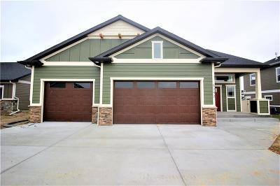 Billings Single Family Home For Sale: 5242 Chapel Hill Drive