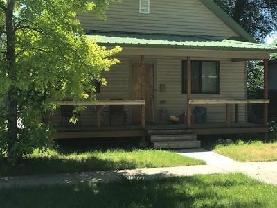 Multi Family Home For Sale: 30 Custer