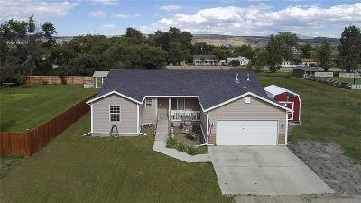 Bridger Single Family Home For Sale: 405 S 2nd Street