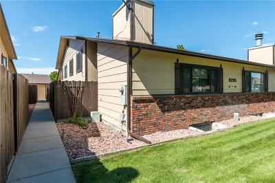 Billings Condo/Townhouse For Sale: 3295 Granger Avenue E #14