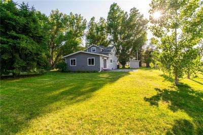 Single Family Home For Sale: 2846 N 17th Road
