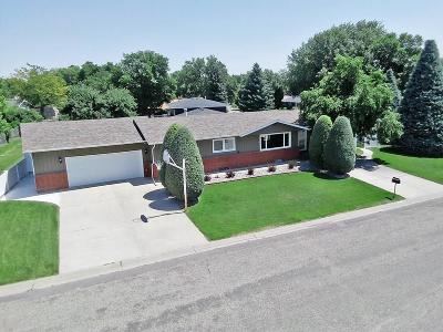 Single Family Home For Sale: 2001 Glendale Lane