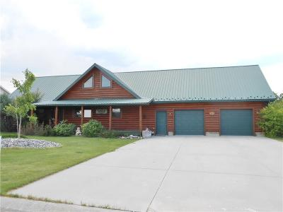 Red Lodge MT Single Family Home Contingency: $339,000