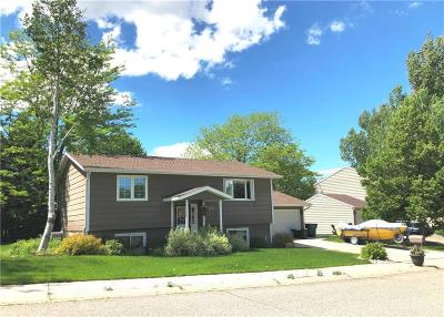 Billings MT Single Family Home For Sale: $237,400