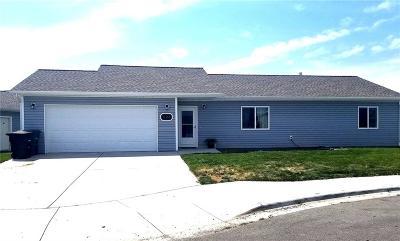 Single Family Home For Sale: 1126 Jordan Cir