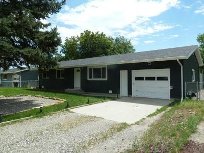 Billings Single Family Home Contingency: 630 Joyce Street