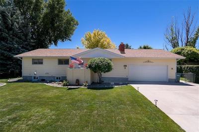 Single Family Home For Sale: 3120 Georginia Drive
