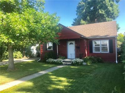 Billings Single Family Home For Sale: 1241 Avenue C