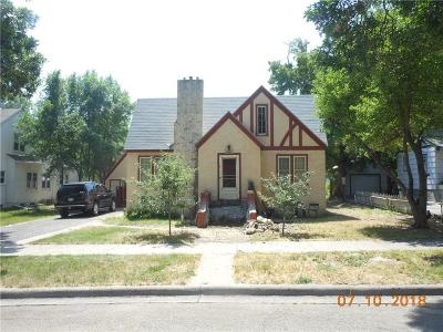 Multi Family Home For Sale: 1022 North 25th Street