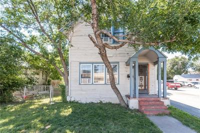 Yellowstone County Single Family Home For Sale: 1310 Division Street