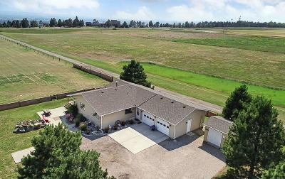 Billings Single Family Home For Sale: 2837 Us Highway 3