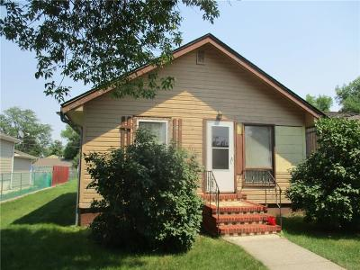Single Family Home Contingency: 617 N Choteau