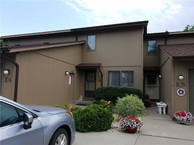 Billings Condo/Townhouse For Sale: 3254 E Granger Ave K-4