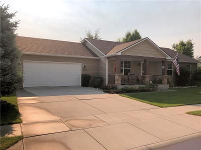 Single Family Home For Sale: 1601 Province Lane