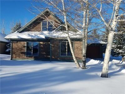 Red Lodge MT Condo/Townhouse For Sale: $269,900