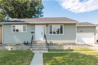 Billings Single Family Home For Sale: 2321 Avenue B