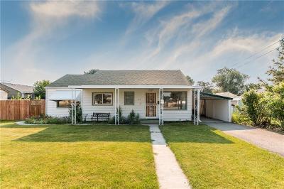 Billings Single Family Home For Sale: 423 Calhoun Lane