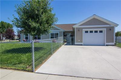 Billings Single Family Home Contingency: 945 Yorkshire Court W
