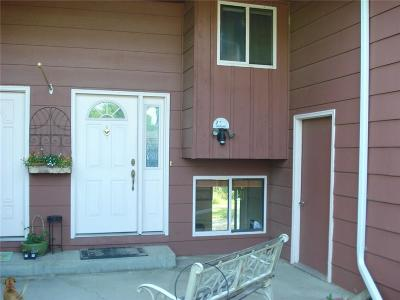 Billings Condo/Townhouse For Sale: 11 Miners Place #3