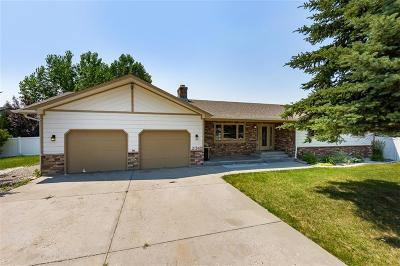 Billings Single Family Home Contingency: 2348 Saint Andrews Drive