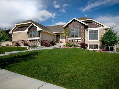 Billings Single Family Home For Sale: 2205 Stone Creek Trail