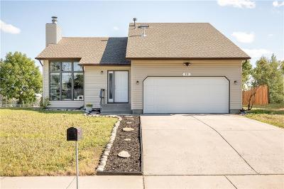 Billings MT Single Family Home For Sale: $269,500