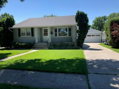 Single Family Home For Sale: 4518 Phillip