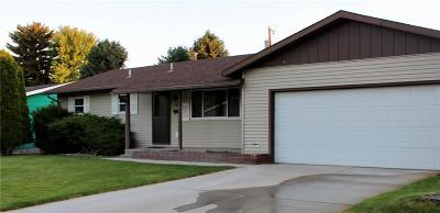 Billings Single Family Home Contingency: 2001 Saint Johns Avenue