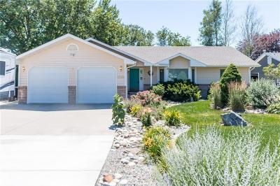 Billings Single Family Home For Sale: 3734 Poly Drive