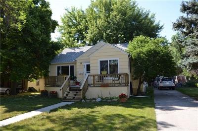 Billings Multi Family Home For Sale: 638 Miles Avenue