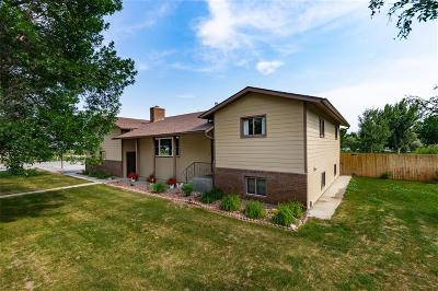 Billings Single Family Home For Sale: 5806 Mared Street