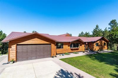 Billings Single Family Home For Sale: 4627 Corral Drive