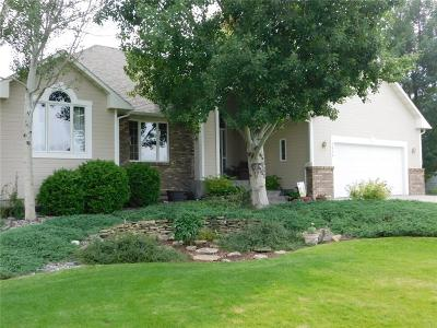 Laurel Single Family Home Contingency: 2606 N Ramshorn