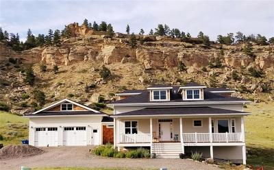 Billings Single Family Home For Sale: 8715 Picnic Rock Trail