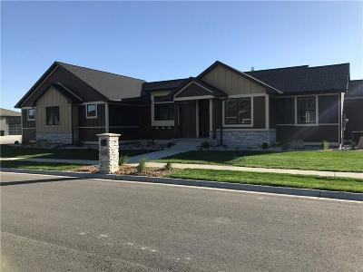 Billings MT Single Family Home For Sale: $665,000
