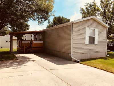 Billings MT Single Family Home For Sale: $67,500