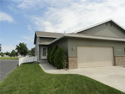 Billings MT Condo/Townhouse For Sale: $209,900