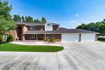 Billings Single Family Home For Sale: 1713 Lenhardt Lane