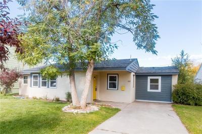 Billings Single Family Home For Sale: 1017 Avenue D