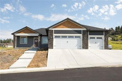 Billings MT Single Family Home For Sale: $340,000