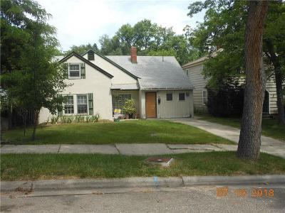 Billings MT Multi Family Home For Sale: $199,000