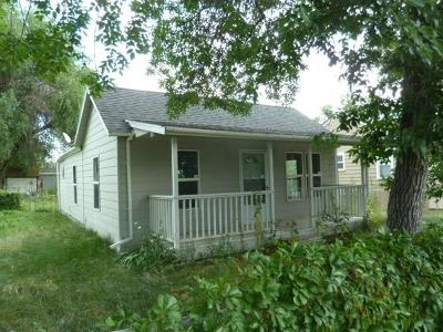 Billings MT Single Family Home For Sale: $68,900