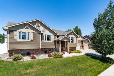 Billings Single Family Home For Sale: 3051 Solar Boulevard