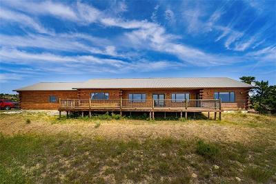 Molt Single Family Home Contingency: 13300 Buffalo Jump Road