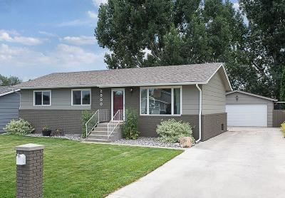 Billings Single Family Home For Sale: 2900 Lynwood