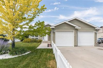 Billings Single Family Home For Sale: 731 N Wagner
