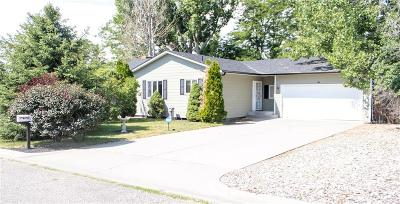 Single Family Home For Sale: 4116 June Drive